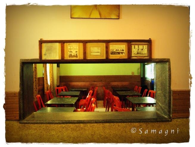 MTR seating arrangement