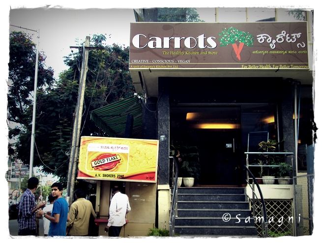 Carrots - Vegan Restaurant